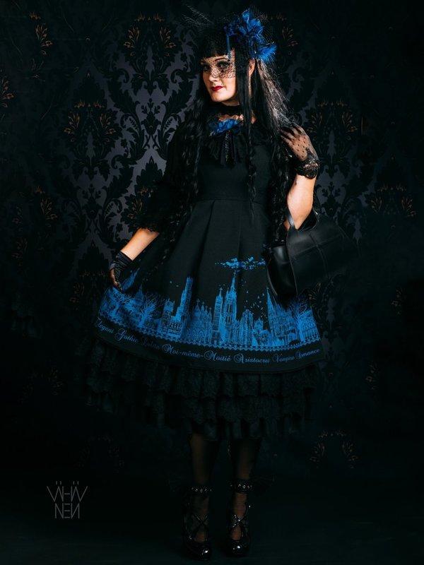 Marjo Laineの「Gothic」をテーマにしたコーディネート(2018/10/04)