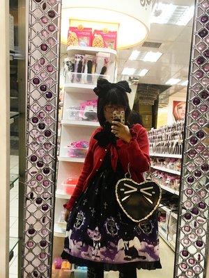 京川十四夜's 「Lolita」themed photo (2018/10/04)