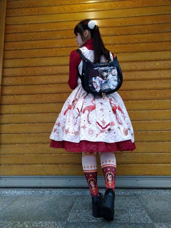 Sayukiの「Lolita fashion」をテーマにしたコーディネート(2018/10/05)