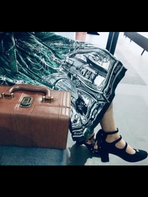 是沉迷于红茶和啵酱的风璃以「Lolita」为主题投稿的照片(2018/10/05)