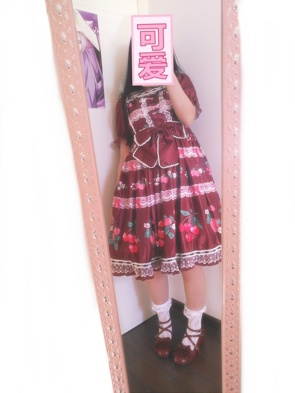 sawako碎花's 「Sweet」themed photo (2018/10/06)