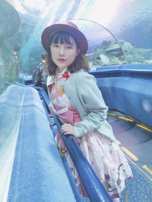 是司马小忽悠以「Lolita fashion」为主题投稿的照片(2018/10/06)