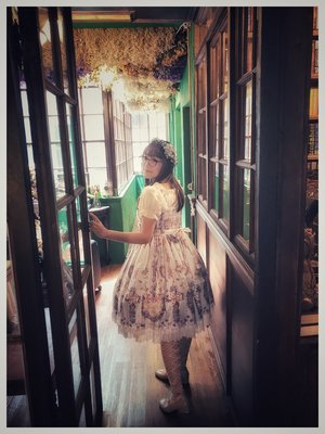 Aricy Mist 艾莉鵝's 「Lolita」themed photo (2018/10/07)
