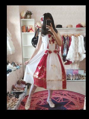 Sui 's 「JSK」themed photo (2018/10/07)