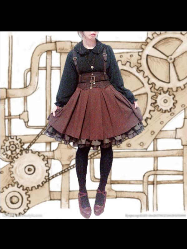 汐顔の「Lolita」をテーマにしたコーディネート(2018/10/07)