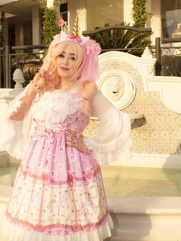 Gwendy Guppyの「Lolita」をテーマにしたコーディネート(2018/10/08)