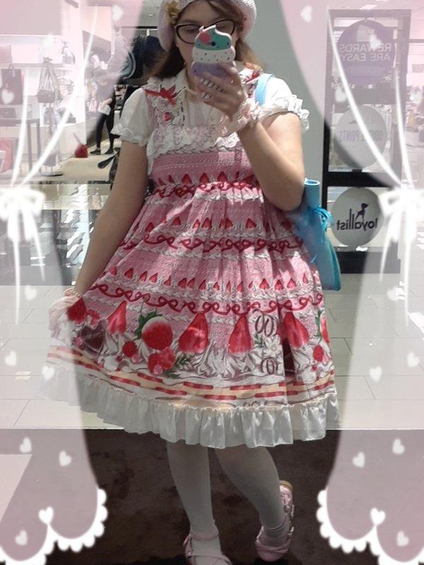 chibidaichiの「Lolita fashion」をテーマにしたコーディネート(2018/10/09)