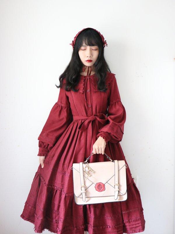 无知少女马花花's 「Lolita」themed photo (2018/10/10)