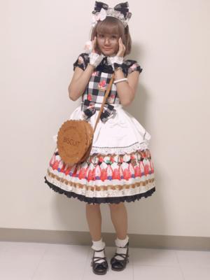 Korilakkumiの「Angelic pretty」をテーマにしたコーディネート(2018/10/12)