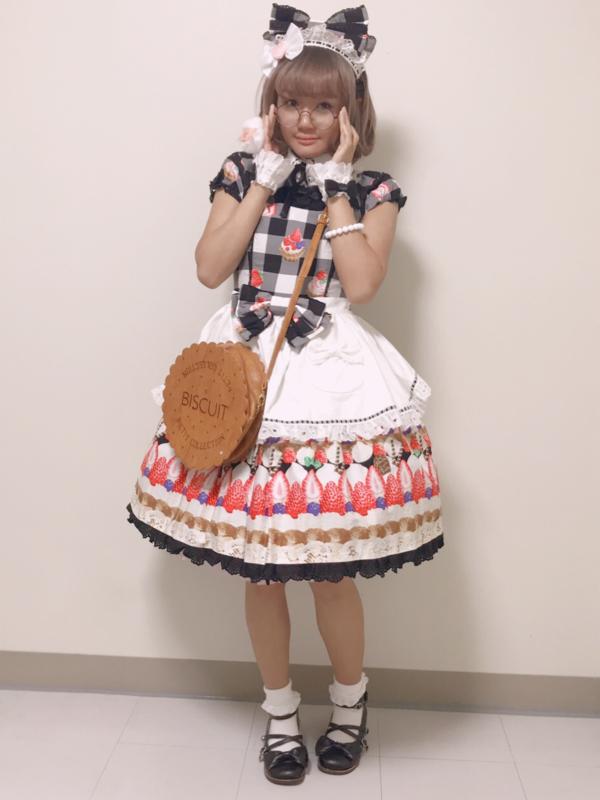 Korilakkumi's 「Angelic pretty」themed photo (2018/10/12)