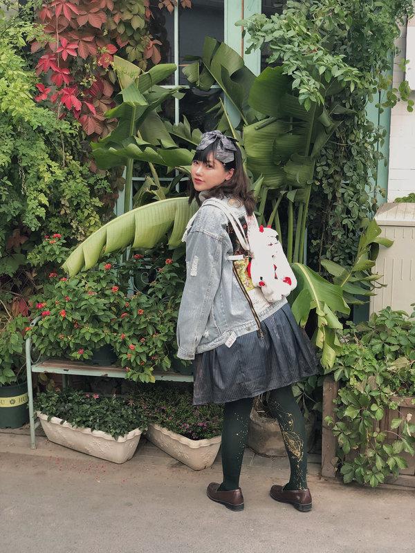 是司马小忽悠以「Lolita」为主题投稿的照片(2018/10/14)