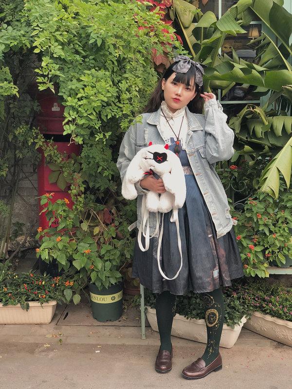 司马小忽悠の「Lolita」をテーマにしたコーディネート(2018/10/14)