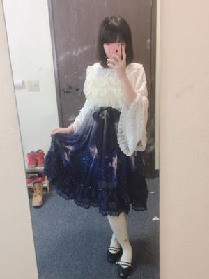 白色女巫のコーディネート(2018/10/15)