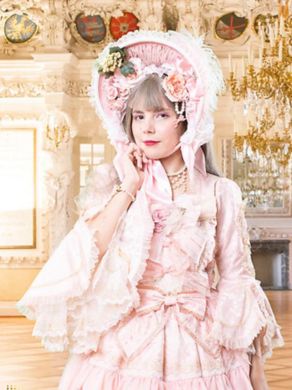 Denise Piton-Jiの「Lolita」をテーマにしたコーディネート(2018/10/16)