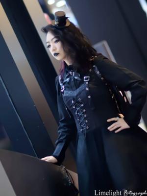 Qiqiの「Gothic」をテーマにしたコーディネート(2018/10/16)