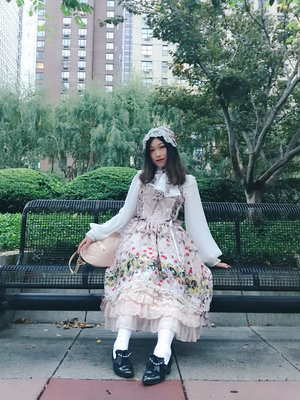 eve&anachronism's 「Lolita」themed photo (2018/10/16)