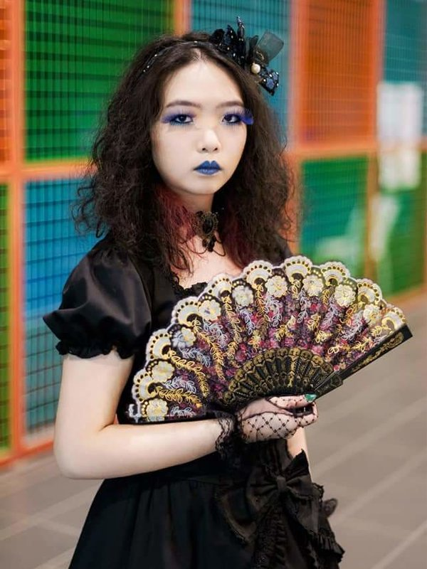 是Qiqi以「Lolita」为主题投稿的照片(2018/10/16)