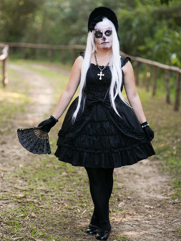 Sariana's 「Lolita fashion」themed photo (2018/10/17)