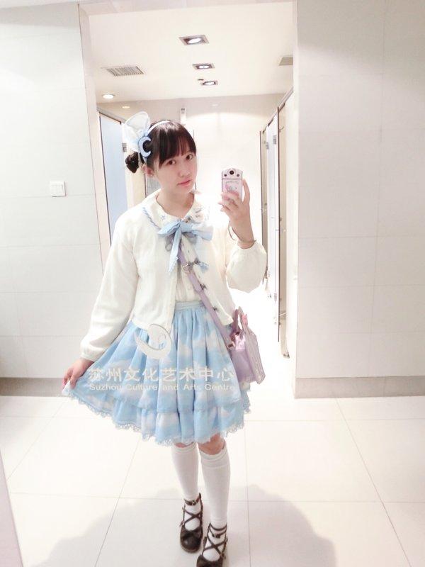 是shiina_mafuyu以「Lolita」为主题投稿的照片(2018/10/17)