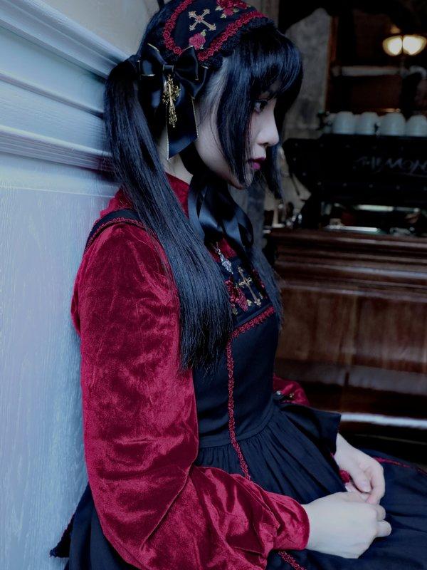 怪優奇優侏儒巨人美少女等募集の「Gothic Lolita」をテーマにしたコーディネート(2018/10/17)