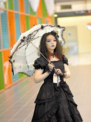 Qiqiの「Lolita」をテーマにしたコーディネート(2018/10/18)