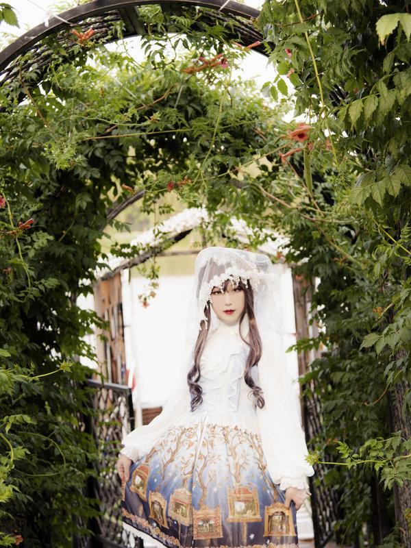 eve&anachronism's 「Lolita」themed photo (2018/10/20)