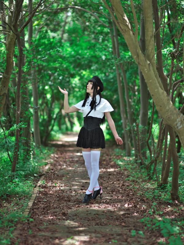 rainの「Gothic Lolita」をテーマにしたコーディネート(2018/10/21)