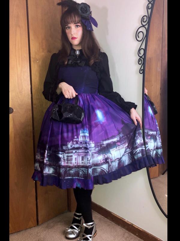 Kay DeAngelisの「Gothic Lolita」をテーマにしたコーディネート(2018/10/22)