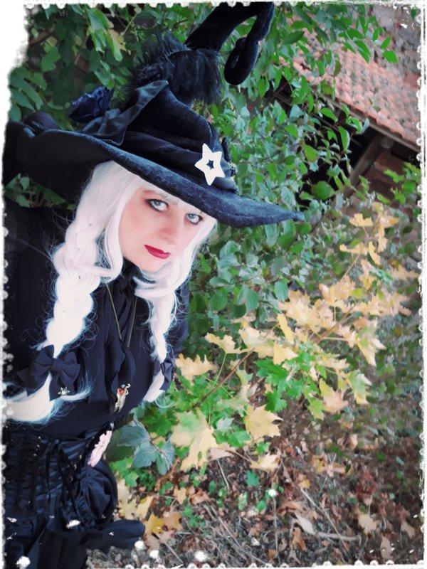 Eiskoboldの「Halloween」をテーマにしたコーディネート(2018/10/24)