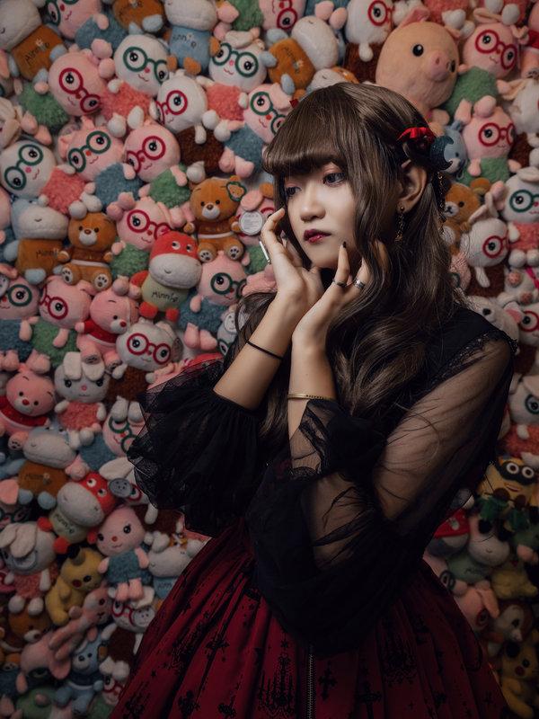 柚香喵's 「Halloween」themed photo (2018/10/25)