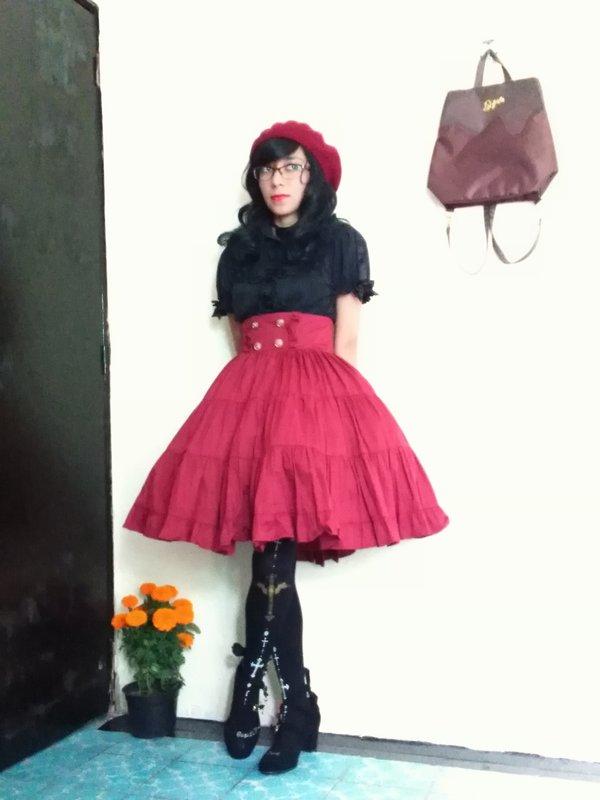 是Lizbeth ushineki以「Lolita」为主题投稿的照片(2018/10/25)