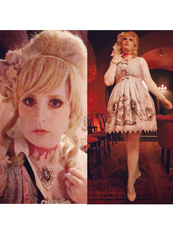 是Anna Maria以「Lolita」为主题投稿的照片(2018/10/25)