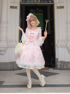 Lula's 「Sweet lolita」themed photo (2018/10/27)