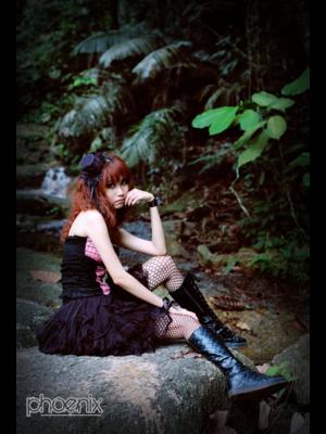 🎠 心宿星君 🌟 アンタレス 🎠's 「Gothic Lolita」themed photo (2018/10/27)