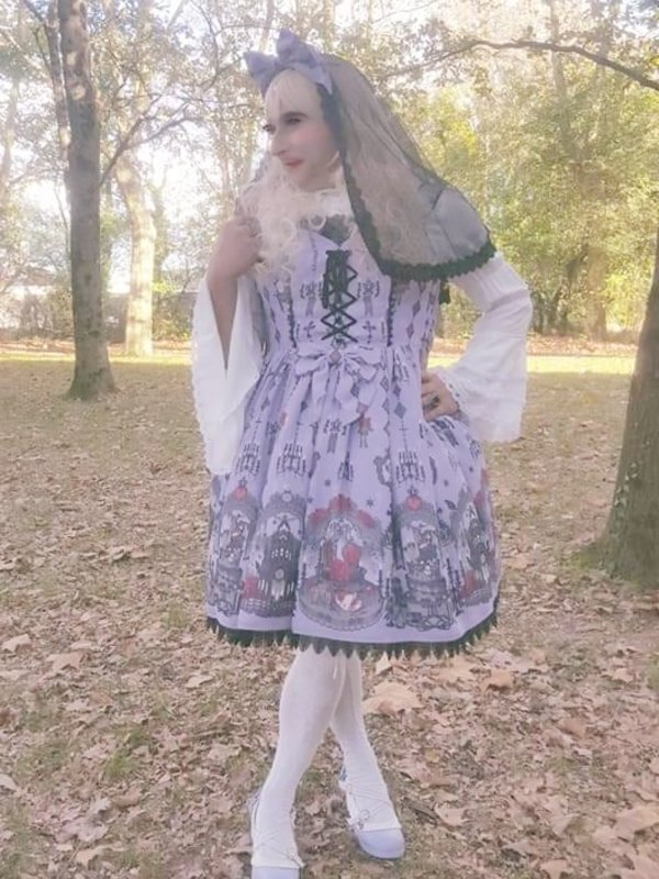 Anaïsse's 「Angelic pretty」themed photo (2018/10/28)