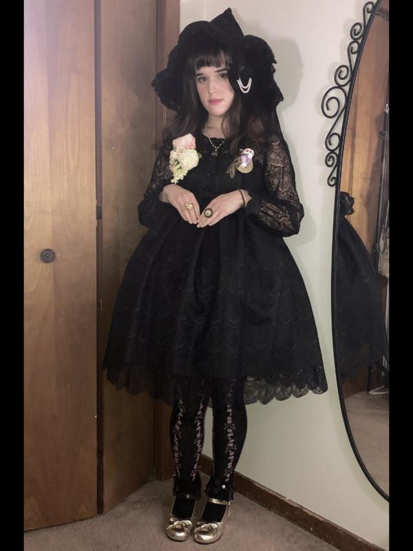 Kay DeAngelisの「Halloween」をテーマにしたコーディネート(2018/10/29)