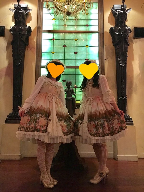 くるみの「ベイビーザスターズシャインブライト」をテーマにしたコーディネート(2017/04/22)