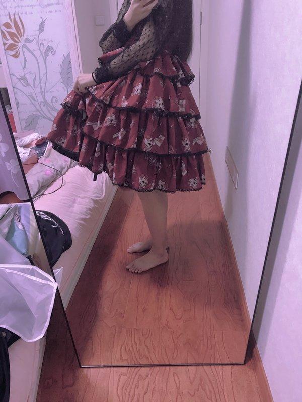 是沈念念念念念以「Lolita」为主题投稿的照片(2018/10/29)