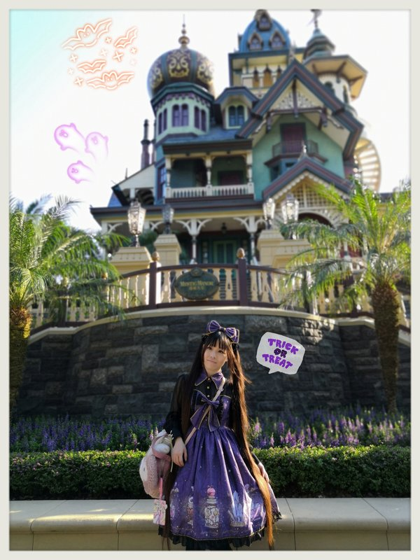 篠崎舞の「Halloween」をテーマにしたコーディネート(2018/10/29)