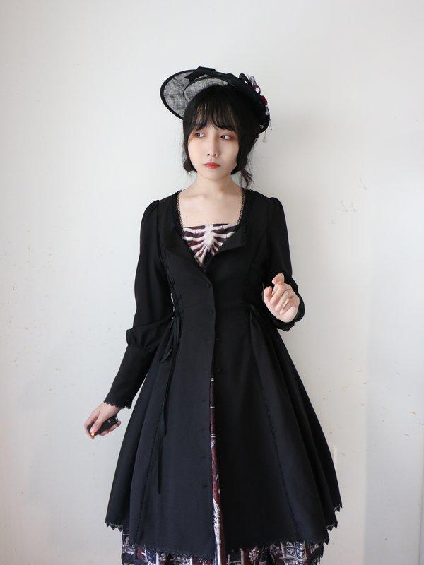 无知少女马花花の「Lolita」をテーマにしたコーディネート(2018/10/30)