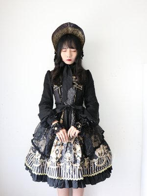 无知少女马花花's 「Gothic Lolita」themed photo (2018/10/30)