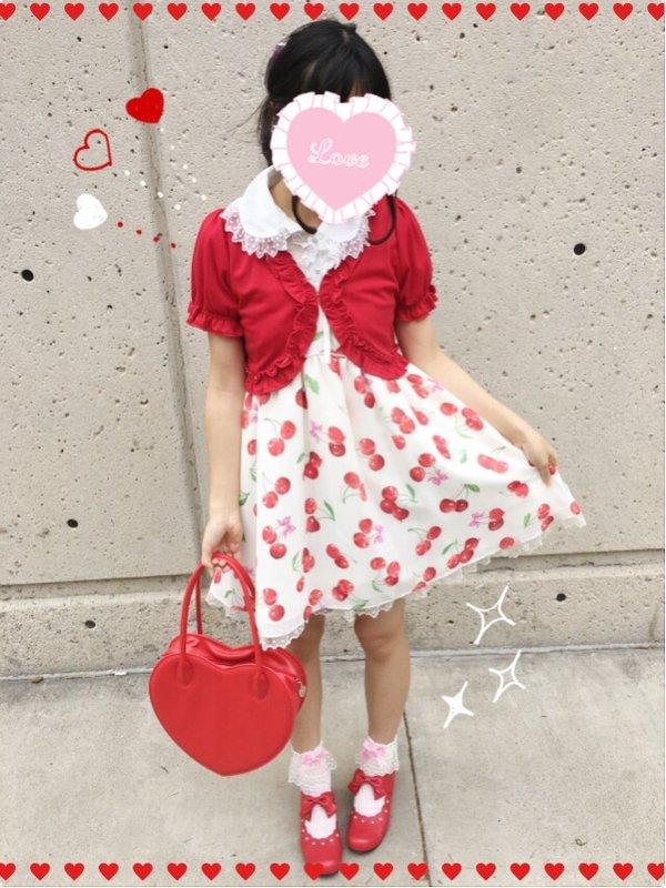 Kuroeko's 「Angelic pretty」themed photo (2017/04/23)