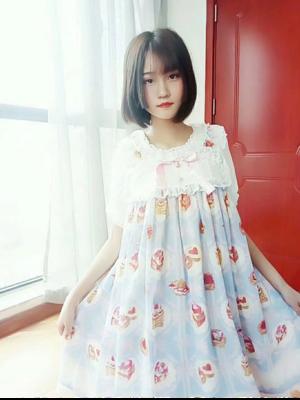 一杯奶绿's 「Angelic pretty」themed photo (2018/10/30)