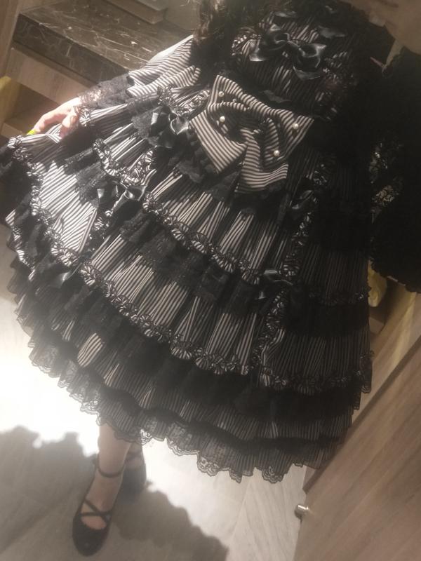 菜菜の「Lolita」をテーマにしたコーディネート(2018/10/30)