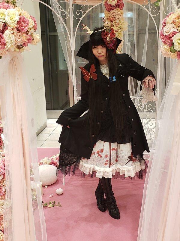 蝶華's 「Gothic&Lolita」themed photo (2018/10/30)