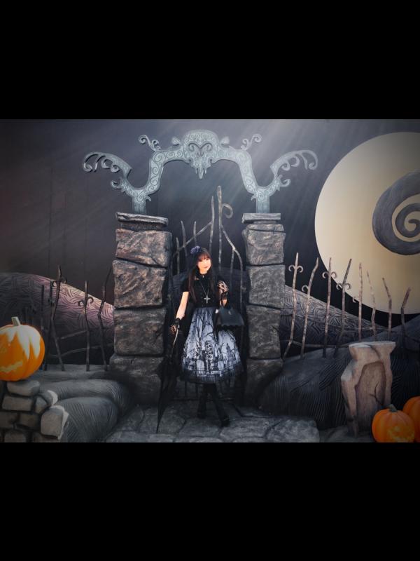 Aliceの「Halloween」をテーマにしたコーディネート(2018/10/30)