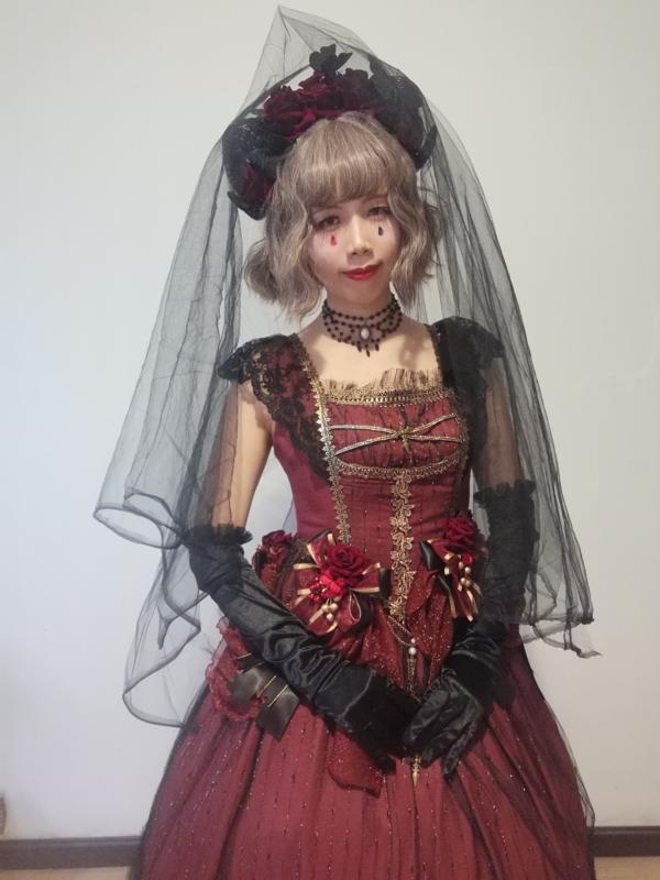汐顔の「Halloween」をテーマにしたコーディネート(2018/10/31)