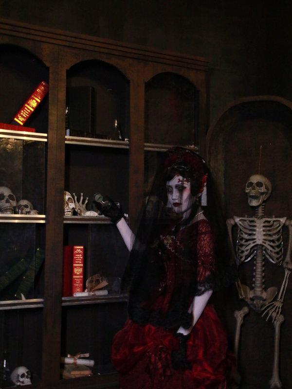 WeslieMoriの「Halloween」をテーマにしたコーディネート(2018/10/31)