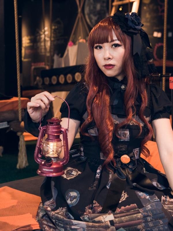 石絮絮's 「Halloween」themed photo (2018/10/31)