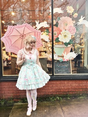 是rabbit_winner以「Angelic pretty」为主题投稿的照片(2017/04/25)